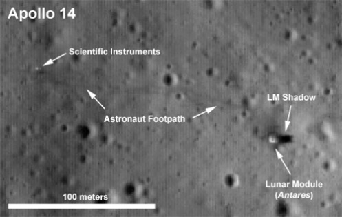 LRO-Apollo14