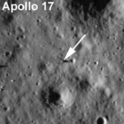 LRO-Apollo17