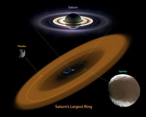 Saturn Rings-Spitzer2